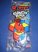 NOS Qbert Punch Balloon - BLUE