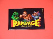 Rampage World Tour button