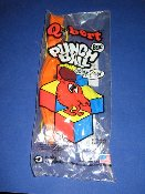 NOS Qbert Punch Balloon - ORANGE