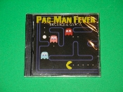 New Pac Man Fever cd by Buckner and Garcia