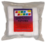 Mill Wipes - Cleaning, Waxing, Wiping, Polishing Patches