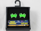 Space Invaders Cufflinks set