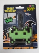 Space Invaders Soap on a Rope